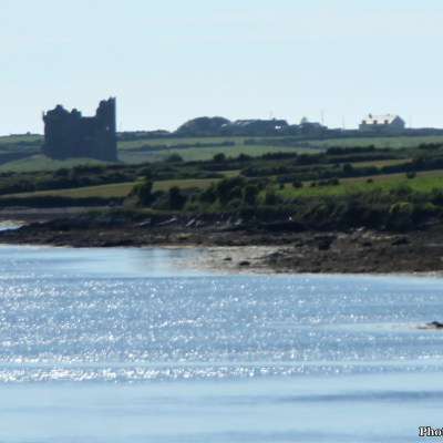 River Fertha and Ballycarberry Castle
