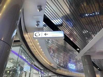 ターミナル21を楽しむ