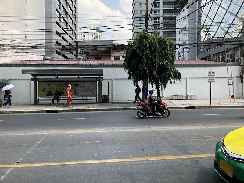 タイのバイタクには気をつけよう