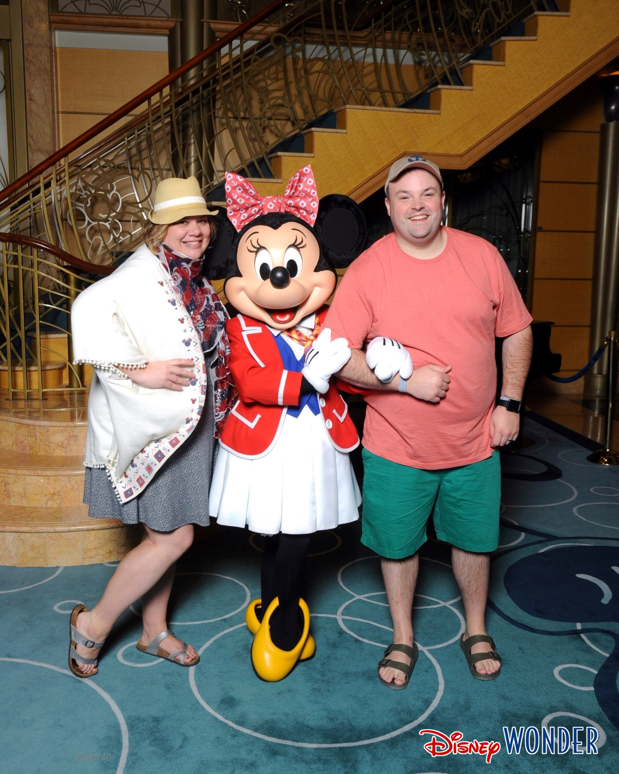 Minnie Cruise Director