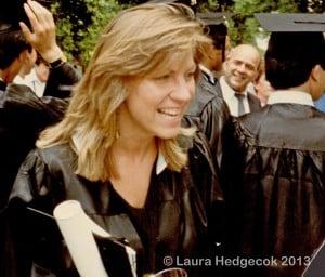 Treasured moment: My graduation