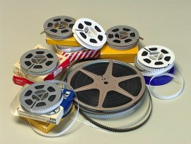 Changes in technology home movies
