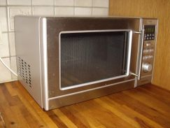Changes in technology microwave oven