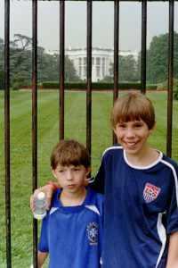Vacation Memories in Washington DC