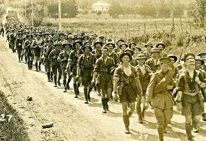 Lives of First World War New Zealand