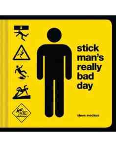 Stick man very bad days