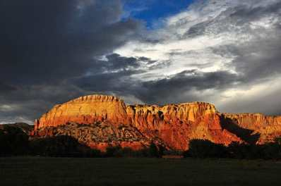 Ghost Ranch Emotional Genealogy