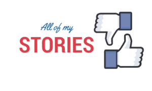 Social Media to tell your stories with likes and dislikes