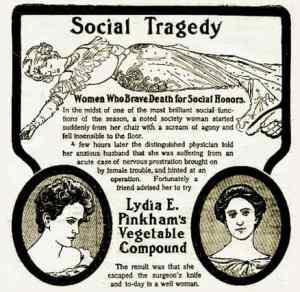 Ill health a social tragedy