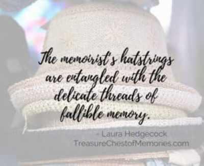 Memorists storytelling hats