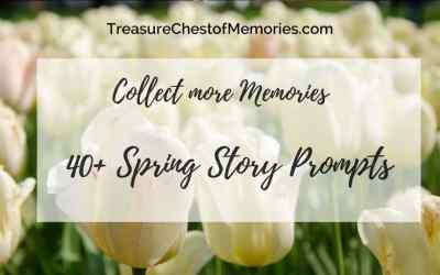 45 Spring Story Prompts