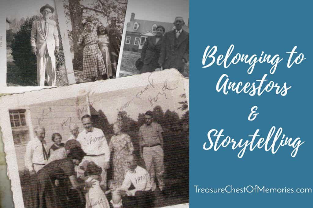Belonging to Ancestors Graphic