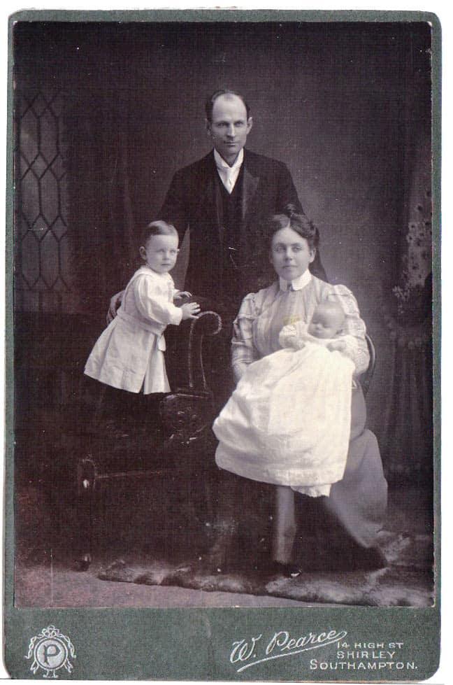 Eliza Ellen Hedgecock and Jay Netherly