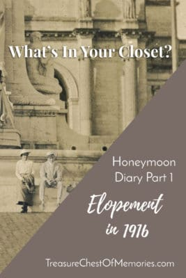 Elopement Honeymoon diary Pinnable 1