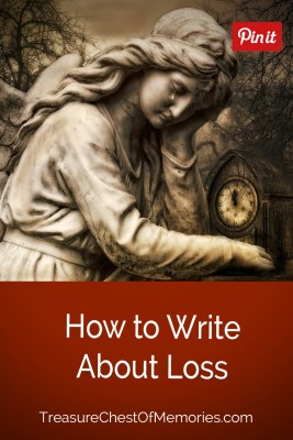 How to Write about Loss Graphic Pinnable