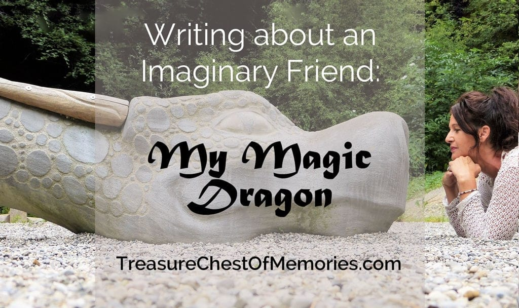 Writing about an Imaginary Friend: My Magic Dragon