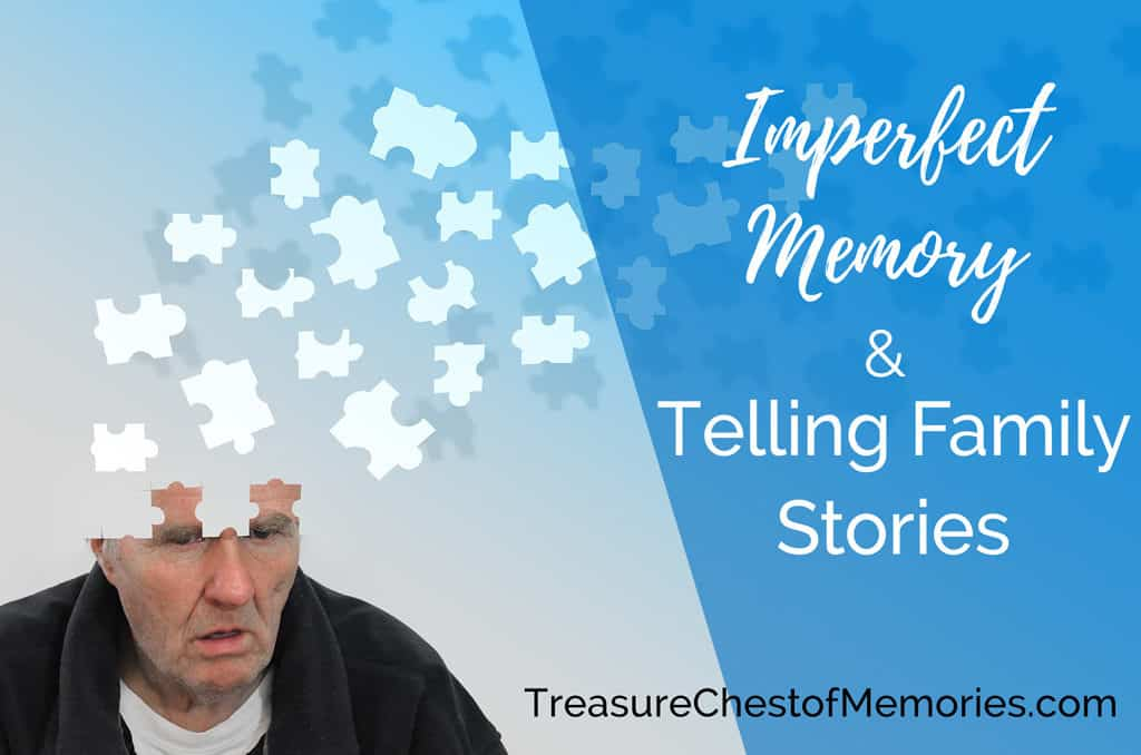 Imperfect Memory and Family stories