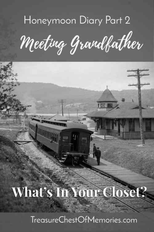 Meeting Grandfather graphic