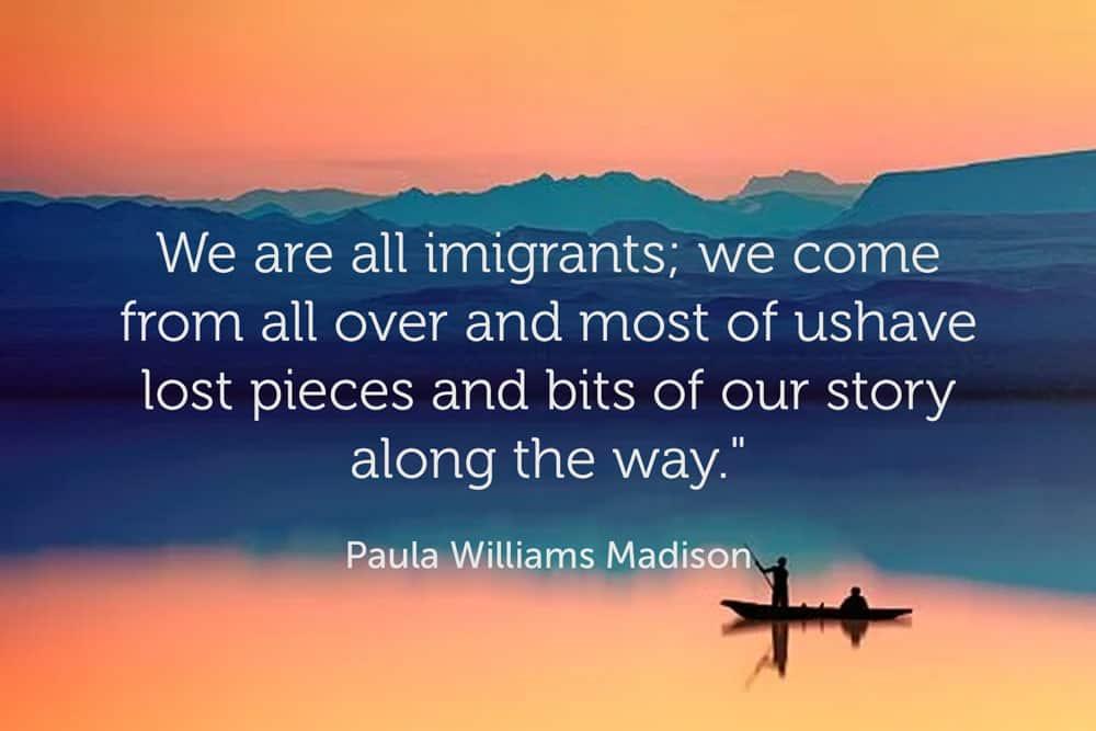 Paula W Madison quote