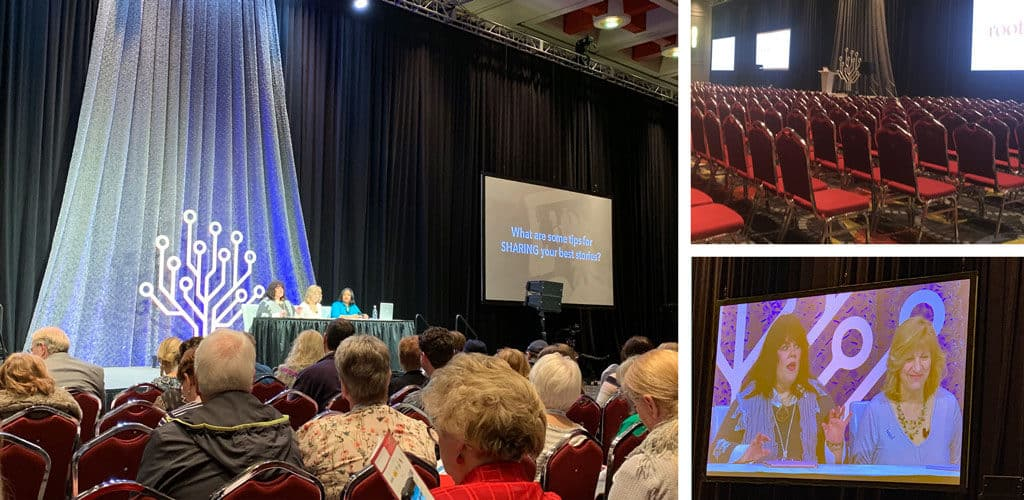 Takeaways from RootsTech 2019 Bigger Classrooms