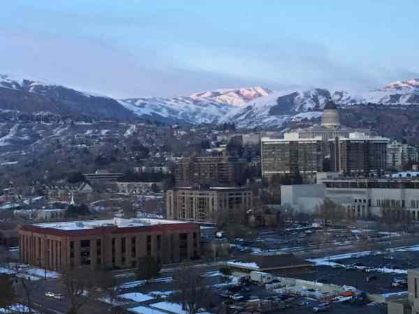 RootsTech Salt Lake City Is beautiful