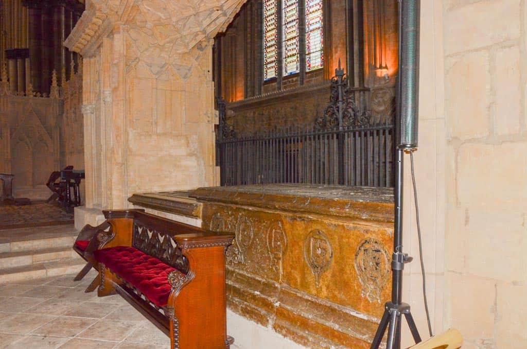 Tomb of Catherine Swynford