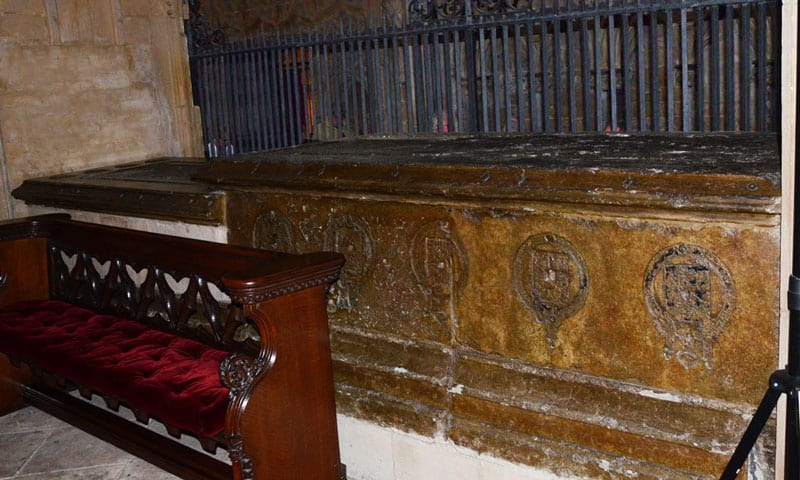 Tomb of Katherine Swynford