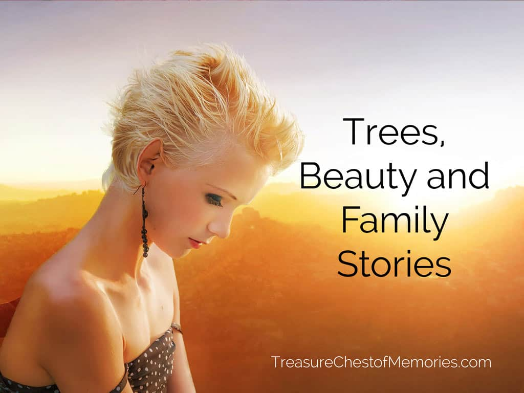 Beauty and Family Stories don't always sync