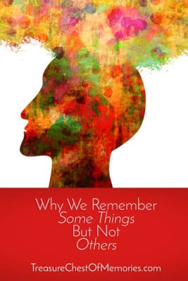 Why We Remember Somethings Pinnable Graphic