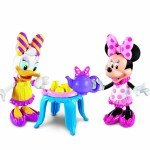 Minnie Mouse Bowtique Tea Party with Daisy