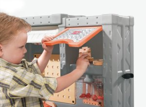 Toddler Boys Toys - Step2 Workbench2