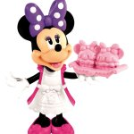 Minnie Mouse Bowtique Cupcake Playset
