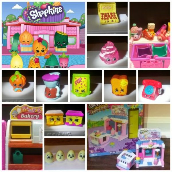 Sammie's Shopkins Toys
