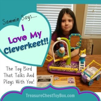 Cleverkeet by Little Live Pets