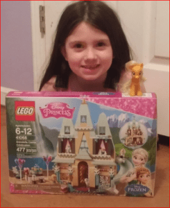 LEGO Disney Arendelle Castle Celebration Play Set