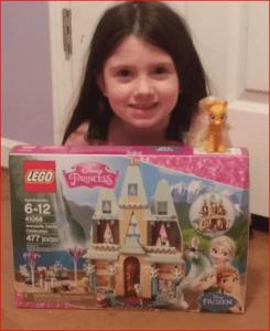 LEGO Disney Arendelle Castle Celebration Play Set