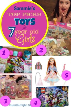 Sammie's Top Picks Toys 7 Year Old Girls