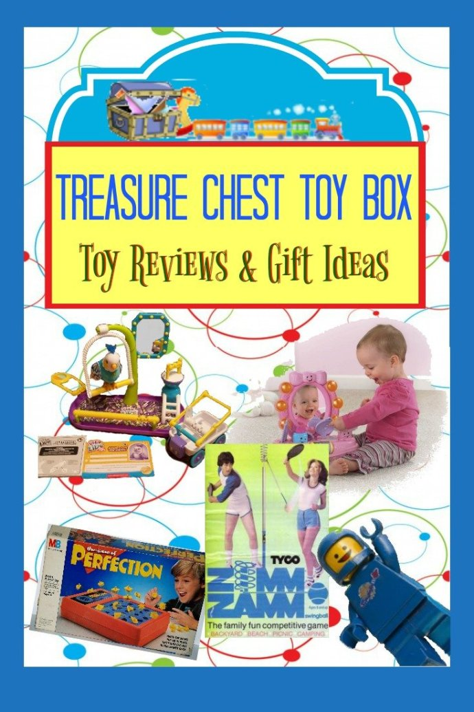 Treasure Chest Toy Box Reviews Gifts