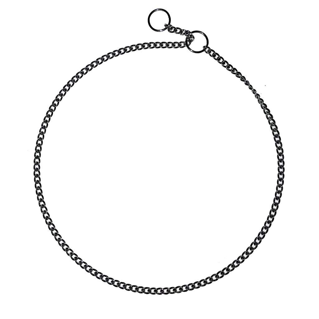 Show Chain Collars Jewller's Link 1.35mm - X Fine