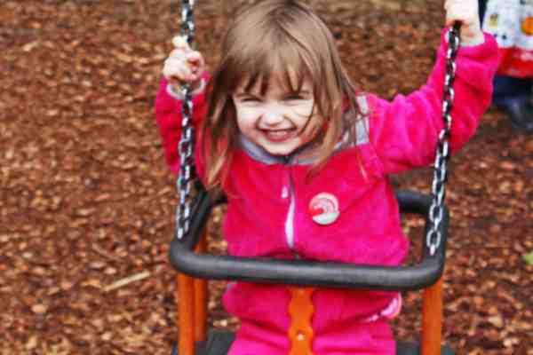Kensington Park swing