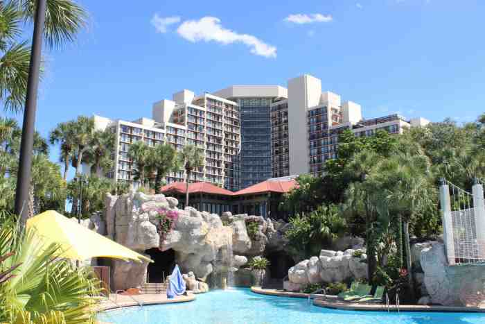 Hyatt Regency Grand Cypress Resort and pool
