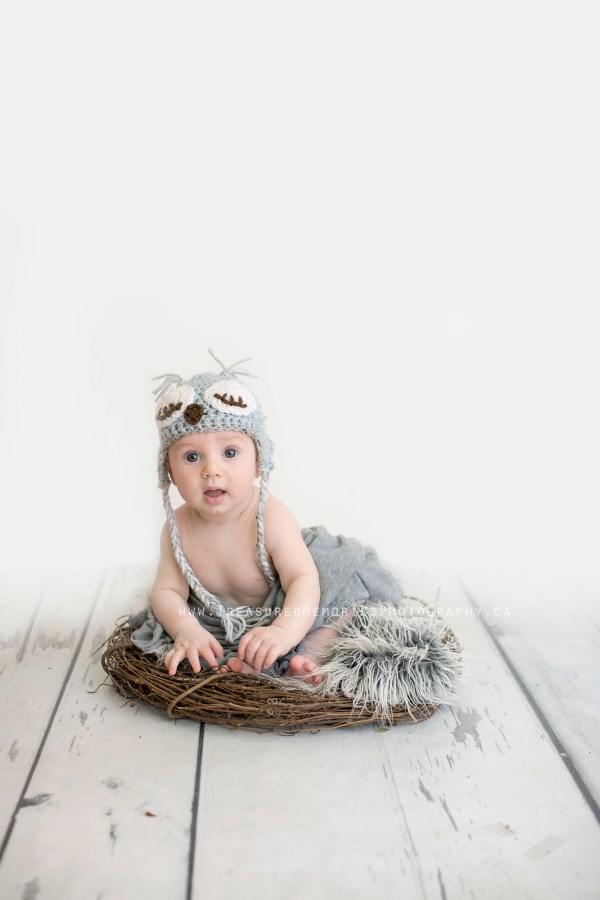 Owl Baby Session