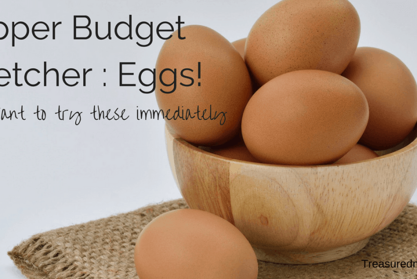Look here for Supper Budget Stretchers focused on eggs.