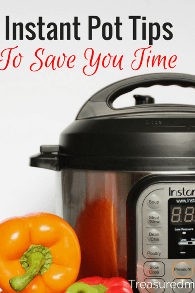 5 Instant Pot Tips To Save You Time