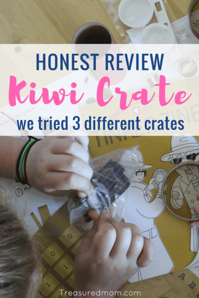Have you tried Kiwi Co yet? Looking for an honest Kiwi Co Review? Look at all the fun our family is having with Kiwi Crate, Doodle Crate, and Tinker Crate. These are great fun family activities. It's even great for birthday gifts and Christmas gifts.