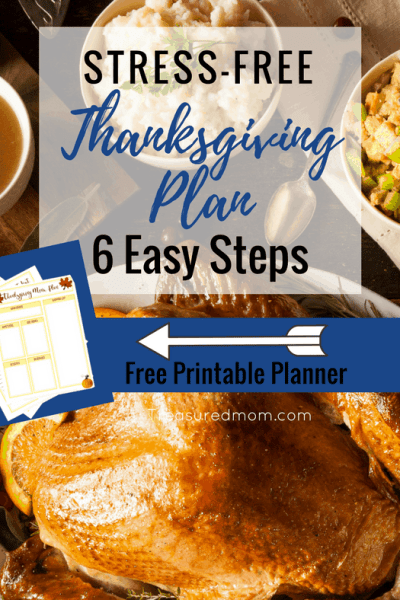 Make A Stress-Free Thanksgiving Plan In 6 Easy Steps