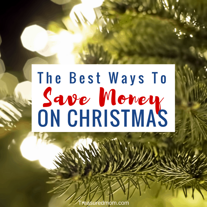 These are great tricks to help save money on Christmas. Don't blow your Christmas budget out the window this year. These frugal Christmas tricks are easy to do.