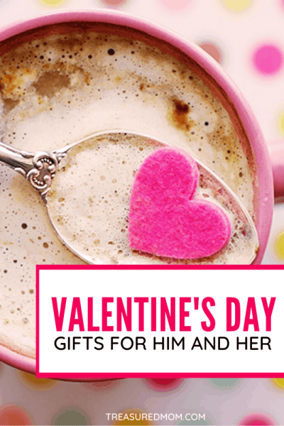 cup of coffee with hearts for valentines day gifts for him or her post