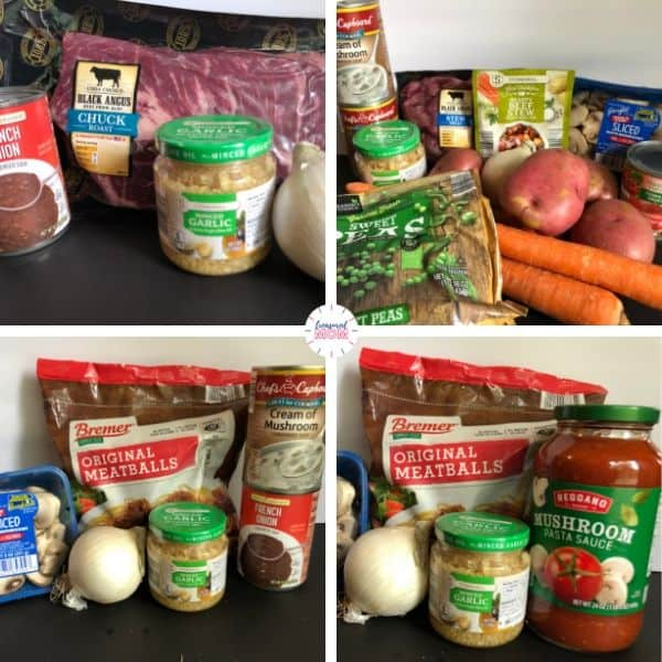 aldi postpartum freezer meals for instant pot ingredients