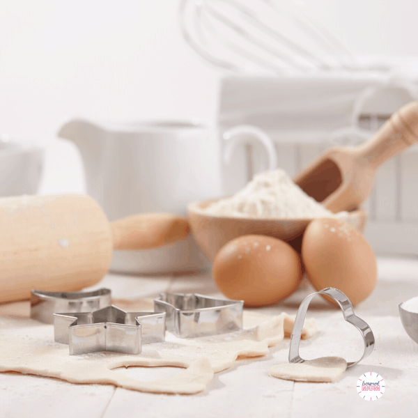 baking ingredients for Save Money on groceries during the holidays post